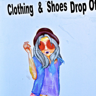 Clothing & Shoes Drop Off